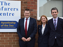 A lifeline centre for seafarers in Hull