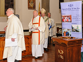 AoS North East England Commissioning Mass
