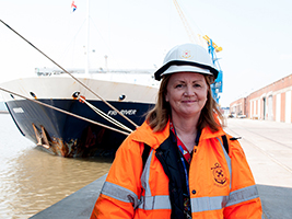 AoS pays tribute to female seafarers and crew