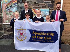 Barnstaple pupils learn about seafarers