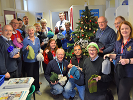 Hull Christmas Woolly Hat Appeal