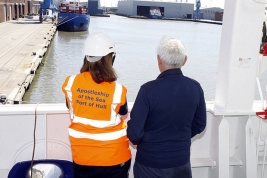AoS ensures support for seafarers lives on