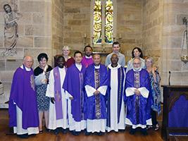 AoS regional coordinators meet in Sydney