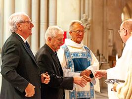 Inaugural Stella Maris Mass in Arundel