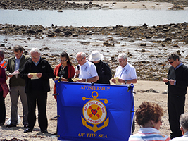 Tenth Annual Pilgrimage to Holy Island