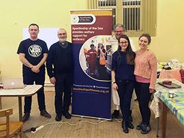 Dundee University talk