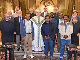 Edinburgh Stella Maris Mass 2017