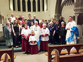 Falmouth Stella Maris Mass 2018