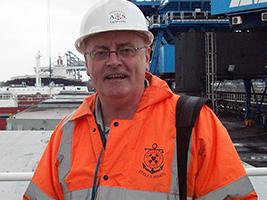 AoS chaplain: Immingham port's human face