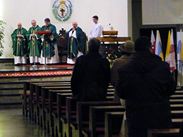 Mass to remember dead seafarers