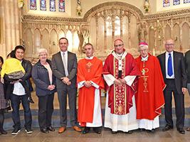 Stella Maris Mass held in Glasgow