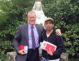 AoS chaplain humbled by seafarer's faith