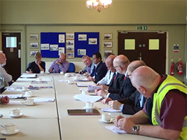 AoS welcomes port welfare project