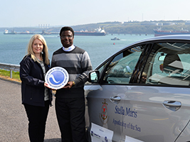 Milford Haven Port continues support for AoS