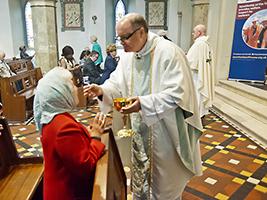 Nottingham Stella Maris Mass 2017