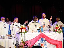 Vatican Cardinal says Mass for Oriana crew