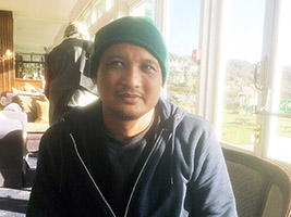 Burmese seafarer assisted