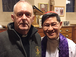 Cardinal Tagle's letter to Filipino seafarers