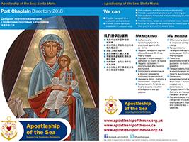 Port Chaplain Directory 2018