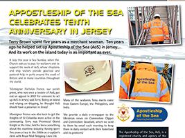AoS Jersey celebrates 10th year