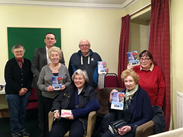 St Aloysius group hears about AoS work