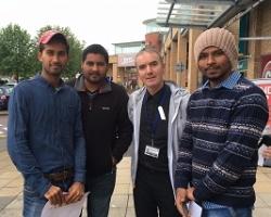 Leith team assists unpaid seafarers
