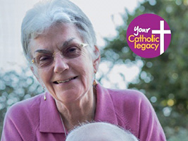 AoS supporters feature in national legacy campaign