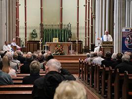 Portsmouth Stella Maris Mass 2017