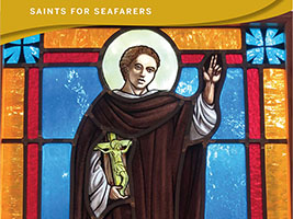 New booklet about patron saint of seafarers