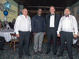 Seafarers benefit from Charity Ball