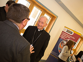 Archbishop Peter celebrates Stella Maris Mass in Southwark