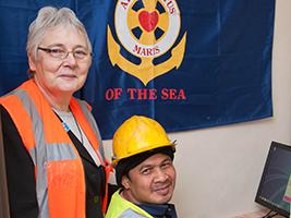 New seafarers centre at King's Lynn