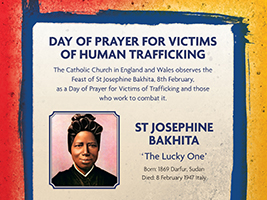 Day of prayer for victims of trafficking