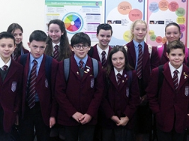 Pupils encouraged to share about AoS