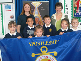Harvest of the Sea at Our Lady and St Peter Primary School