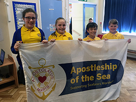 Kent pupils hear Year of Mercy assembly