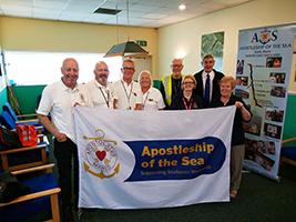 Teesport team wins Award