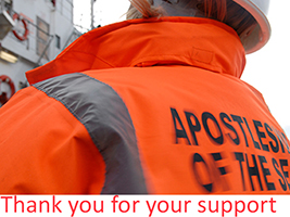 Thank You for your Christmas support