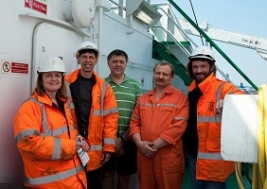 Seafarers feel right at home in Hull