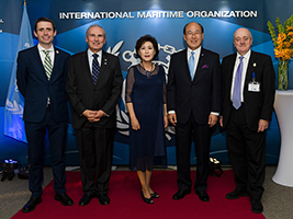AoS at World Maritime Day 2018