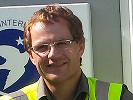 Tilbury and Thames Gets New Port Chaplain
