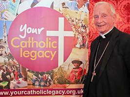 Your Catholic Legacy doubles membership