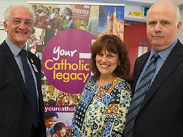 Archbishop praises Catholic charities