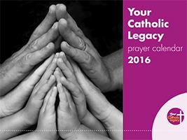 Seafarers prayer in new YCL calendar