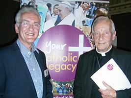 Catholic legacy website launched