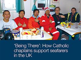 How Catholic chaplains support seafarers