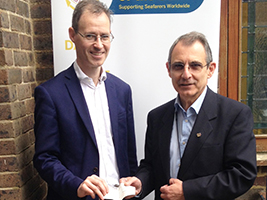 Fund-raising drive benefits seafarers