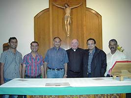 Seafarers attend Golden Jubilee Mass