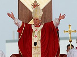 Pope to speak at AoS World Congress