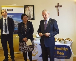 Southampton Stella Maris Centre opens